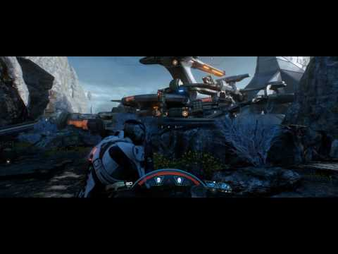 "Mass Effect Andromeda ""PC"" 3440 x 1440 @ 100 HZ + G-Sync"