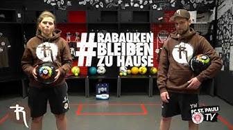 #RabaukenBleibenZuhause | Dienstag geht's los! | FC St. Pauli TV