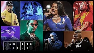 J. Cole, DaBaby, Megan Thee Stallion: Who Will Win 2019's Lyricist Of The Year? | For The Record