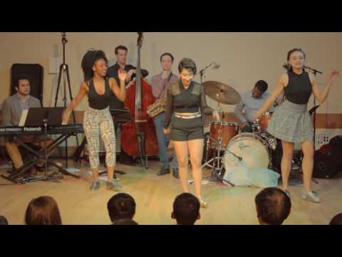 Sarah Reich's Tap Music Project - Cardio (Live at Stanford)