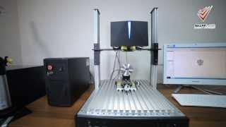 видео лазерное гравирование