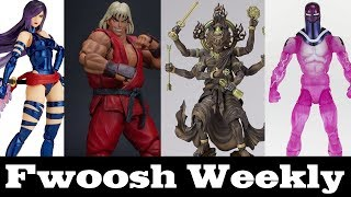 Weekly! Revoltech, Storm Collectibles, Marvel Legends, Star Wars, Hellboy, Mattel and more!