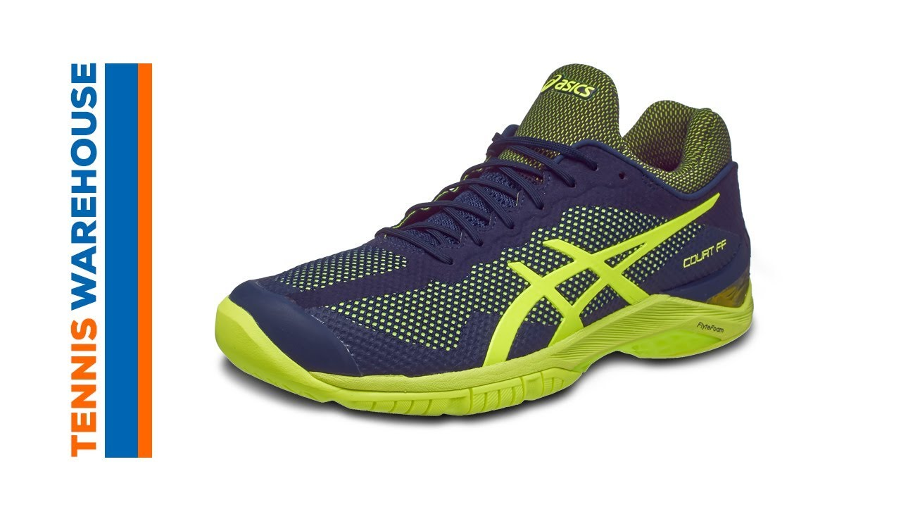 820c393d6c0de4 Asics Gel Court FF Shoe Review - YouTube