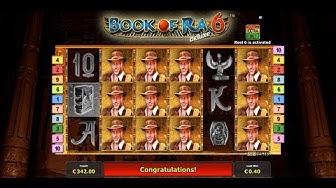 50 free spins on Book Of RA 6 Deluxe at the first spin!!