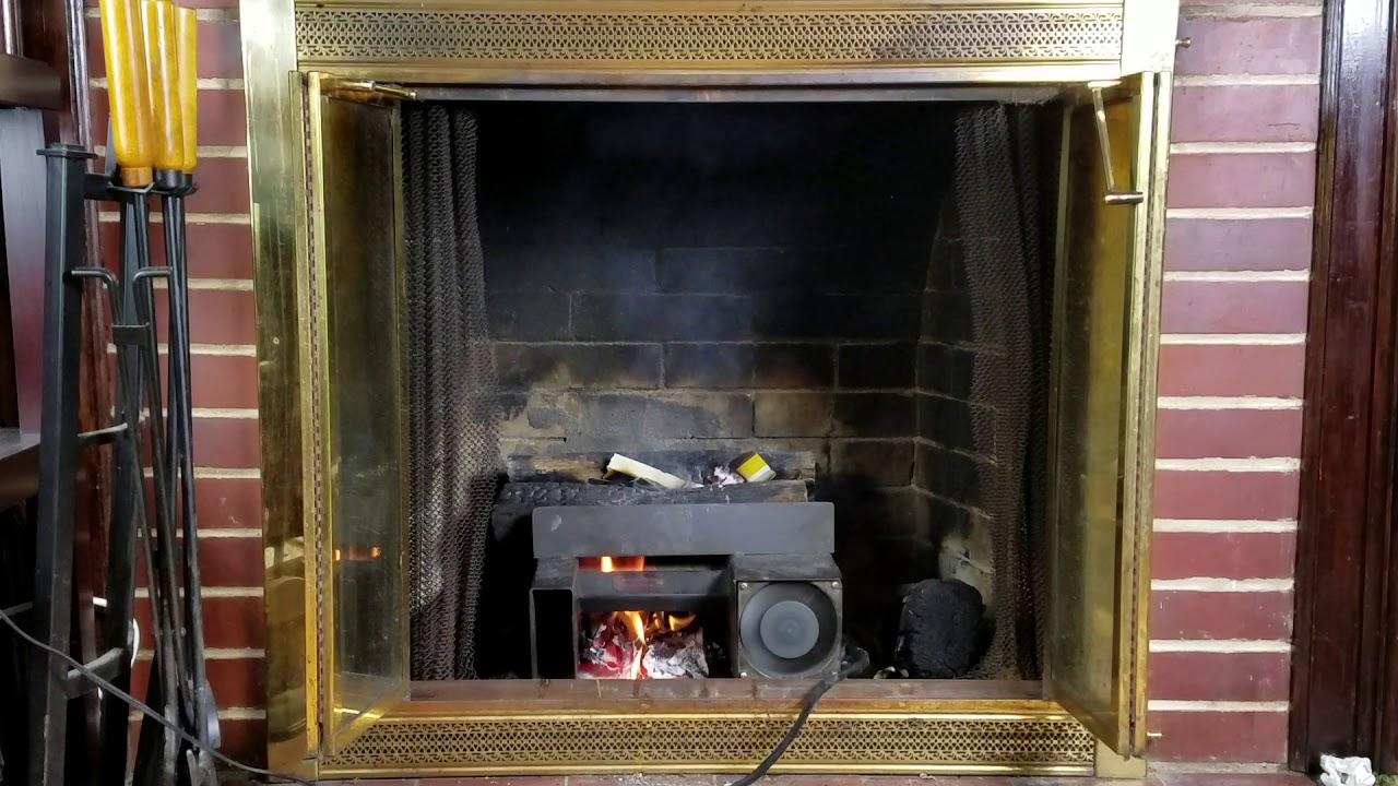 16cmb Fireplace Grate Heater Heatilator By Hastyheat Com