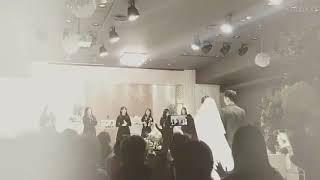 "Video 171205 GFRIEND sang ""Me Gustas Tu"" on a Wedding Ceremony download MP3, 3GP, MP4, WEBM, AVI, FLV Maret 2018"