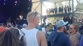 Wyclef jean at Hightimes cannabis cup 2017