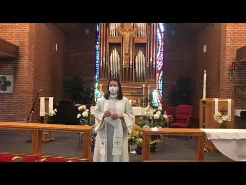 2 Easter - Holy Eucharist - 4/11/21