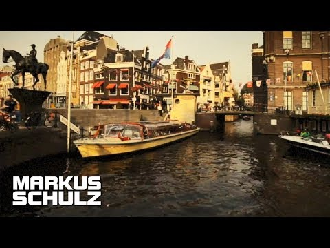 Markus Schulz - Dancing In The Red Light (Amsterdam) | Official Music Video