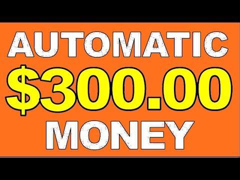 Make $300 a Day Online With ZERO Work! (100% LEGIT)