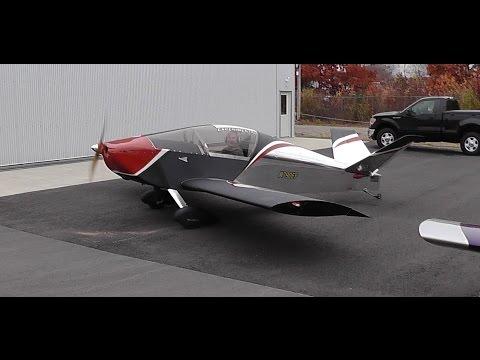 Sonex YX First Flight N790EF