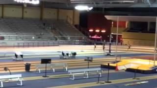 Emily Woomer 4 x 400m Magic City Invitational Thumbnail