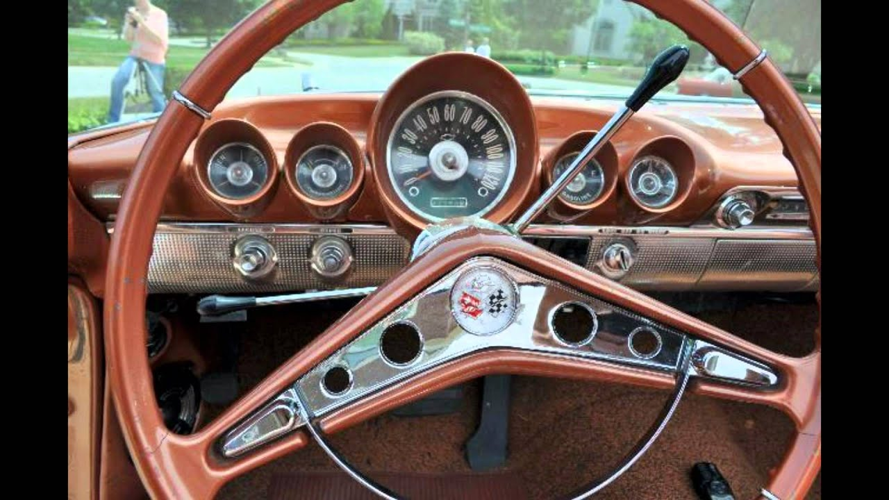 Chevy Ss Interior >> 1960 Chevy Impala Convertible Classic Muscle Car for Sale ...