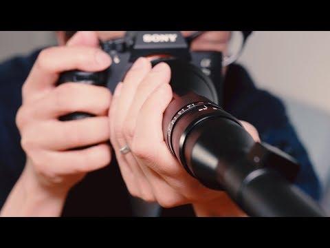 Crazy Lens - Laowa 24mm f/14 Probe Lens