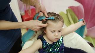 Обучение плетению! Урок №9! Объемные косы с канекалоном от 3 и более штук