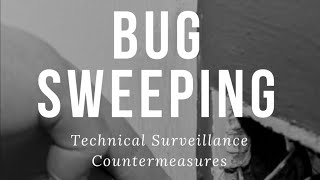 Bug Sweeping Services