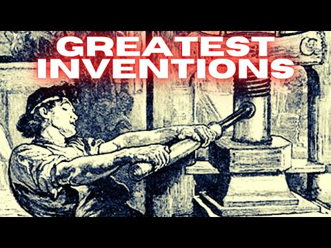 TOP 10 INVENTIONS OF ALL TIME | GREATEST INVENTIONS IN HUMAN HISTORY | INVENTIONS THAT CHANGED WORLD