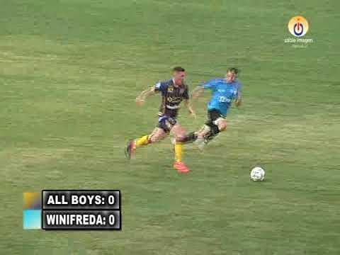 Resumen deportivo: All Boys vs Deportivo Winifreda