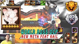 Seven Knights - World Bos Dark Crown Prince Feat KAIL [New Meta]