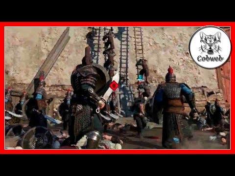 Стрим Conqueror's Blade Штурм и защита замков