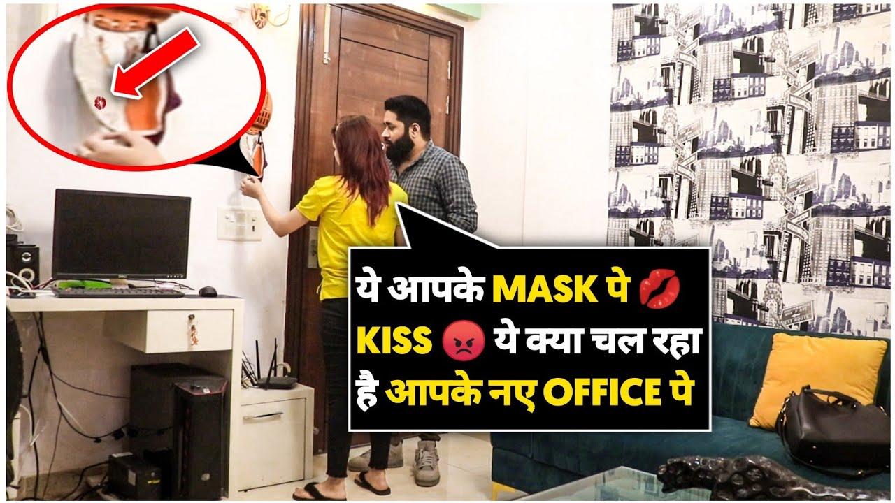 Wife Prank On Me | Sunny Arya | Tehelka Prank