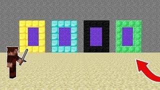 BEBEK FAKİR RÜYA ŞEHRİ PORTALINI BULDU! 😱 - Minecraft
