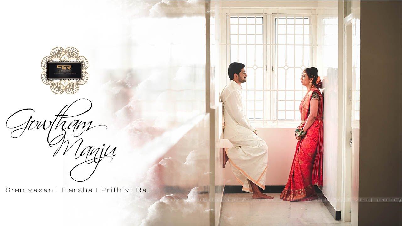 Gowtham + Manju Wedding Teaser | PR Studios | 2018