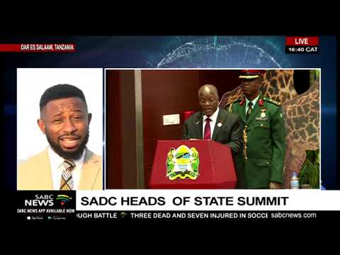 SADC Heads of State Summit wraps up