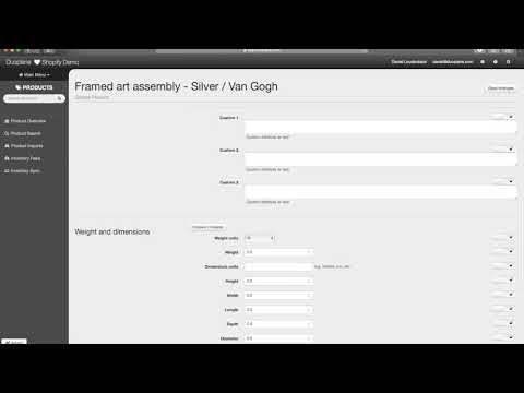 Duoplane Full Demo Video