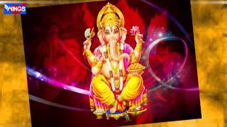 Best Shree Ganesha Shloka - Vakratunda Mahakaya by Ajit Kadkade | Full Marathi Song