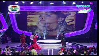 D'T3Rong Show Special Launching Album SITI BADRIAH (26-06-2014) Courtesy INDOSIAR