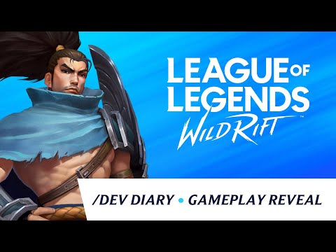 /dev diary: May 2020 - Gameplay Reveal - League of Legends: Wild Rift