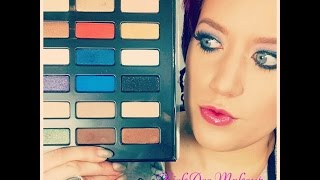 Kat Von D Star Studded Eyeshadow Palette Review/Tutorial Thumbnail