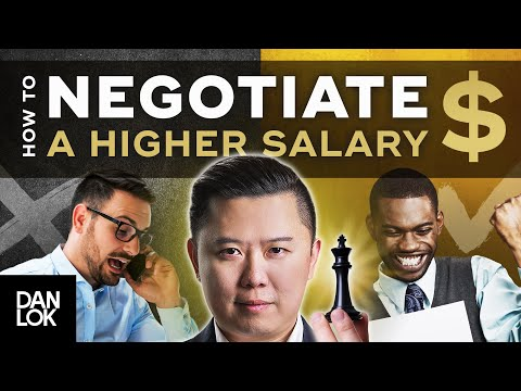 Salary Negotiation: 7 Tips On How To Negotiate A Higher Salary