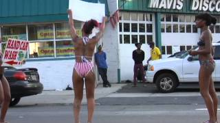 Pre independence bikini carwash & bar-b que sat august 3rd 2013 commercial
