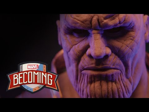 Thanos | Marvel Becoming