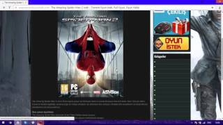 The Amazing Spider-Man indir TORRENT