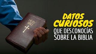 10 Datos Curiosos Que Desconocías Sobre La Biblia