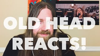 """Old Head Reacts: The Darkness - """"Rock and Roll Deserves to Die"""""""