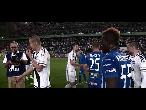 Liga od kuchni: Legia Warszawa - Lech Poznań || Kulisy || Piłka nożna || LOTTO Ekstraklasa