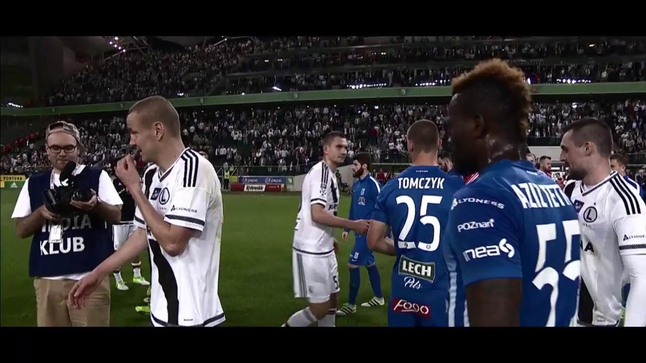 Liga Od Kuchni Legia Warszawa Lech Poznań Kulisy Piłka Nożna Lotto Ekstraklasa