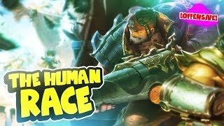 The Human Race [OFFENSIVE] [LIKE, FOR REAL.]