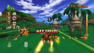 Donkey Kong: Jet Race [Sapphire Cup]