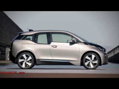 BMW i3 HD Review In Detail TV Commercial 2014 New BMW Electric Car BMW Hybrid Carjam TV HD Car Show