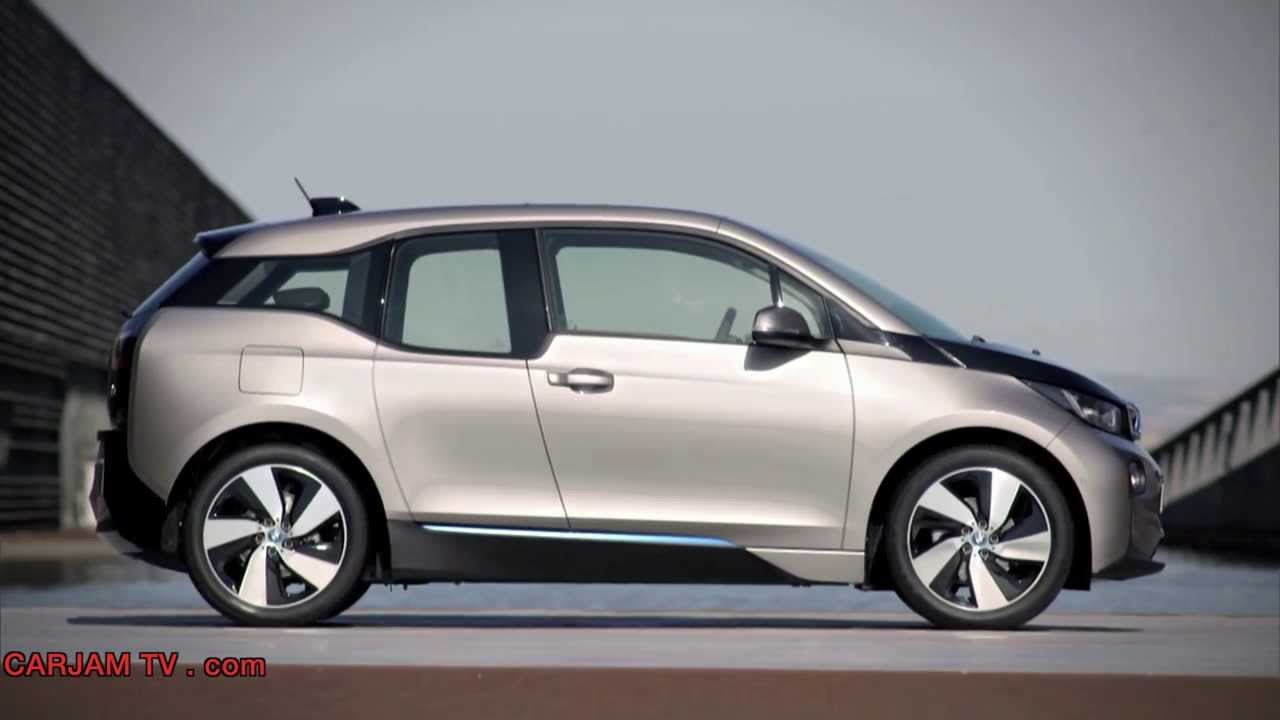 Bmw I3 Hd Review In Detail Tv Commercial 2014 New Bmw Electric Car
