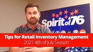 Tips for Retail Fireworks Inventory Management for the 2021 4th of July Season
