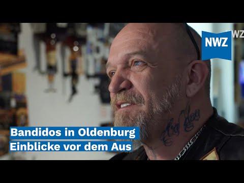 Bandidos in Oldenburg - Einblicke vor dem Aus