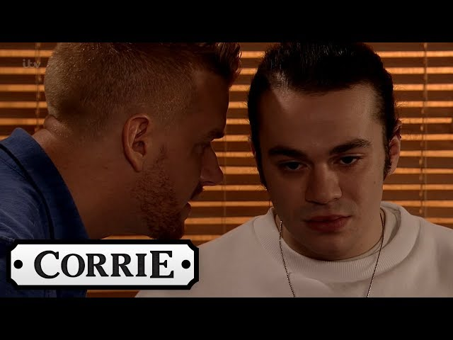 Coronation Street - Gary Confronts a Terrified Seb | PREVIEW