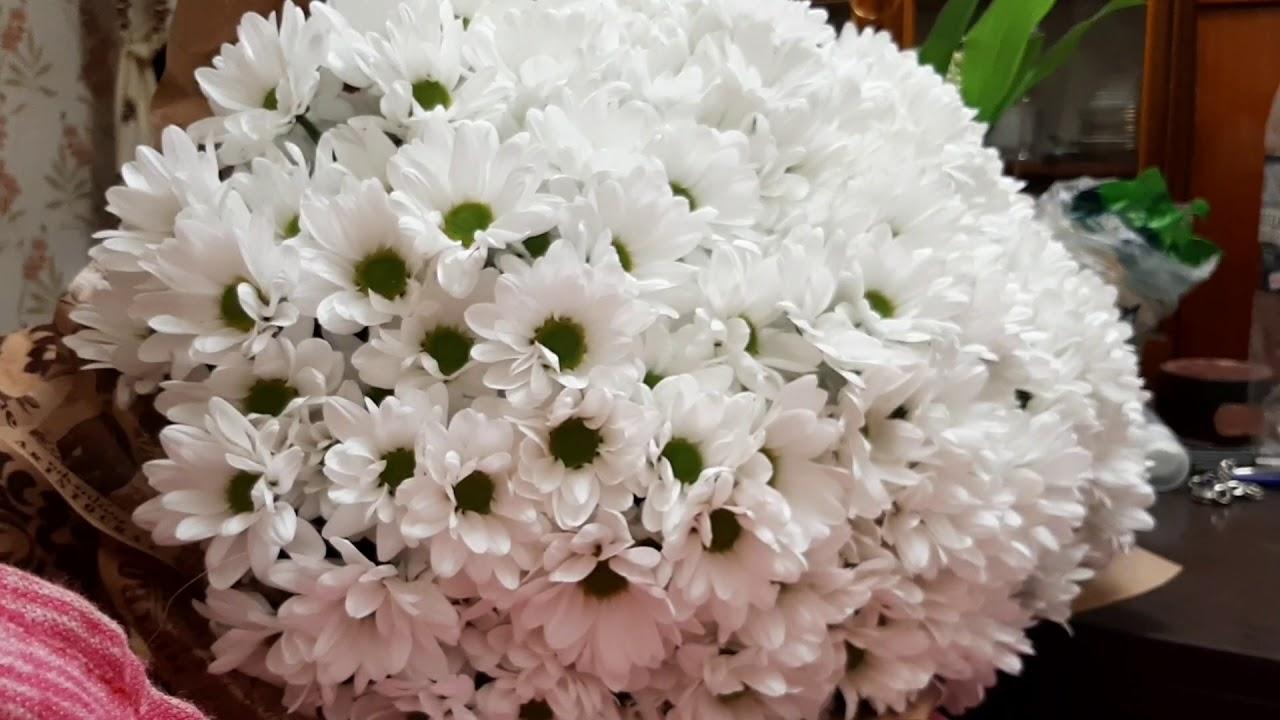 Цветы для мамы. - YouTube