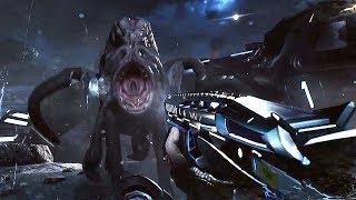 SHADOWS OF KEPLER - Official Gameplay Trailer (New Survival Horror Game 2019)